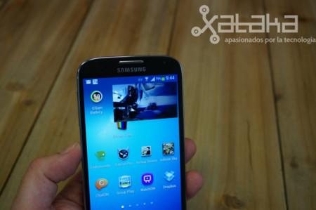 galaxy S4 aplicaciones