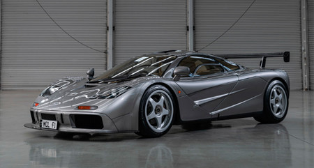 Este exclusivo McLaren F1 se ha convertido en el McLaren más caro jamás subastado: 17,8 millones de euros