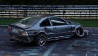 Definición de dolor: BMW M3 CSL destrozado en Nürburgring