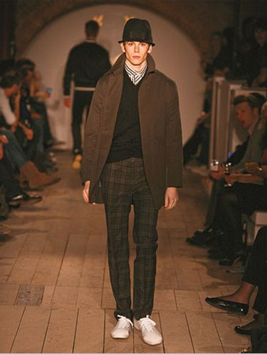 Fred Perry, colección hombre otoño/invierno 2008/2009