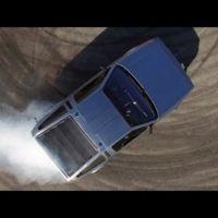 Esto no te lo imaginabas, Doc: Un DeLorean en versión eléctrica, autónomo y derrapando