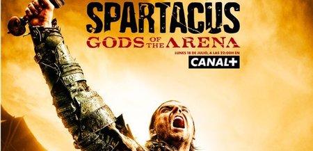 'Spartacus: Gods of Arena' se estrena el lunes en Canal+