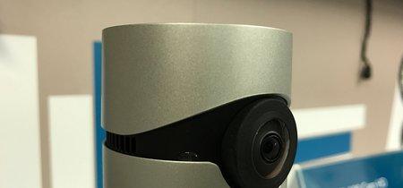 D-Link muestra su nueva cámara Omna 180 en el Mobile World Congress