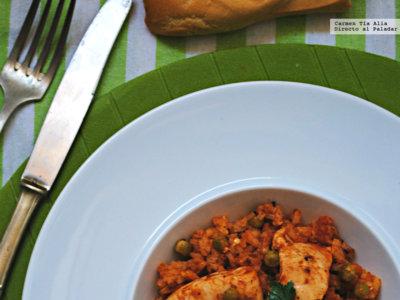 ¿Saben las celebrities de cocina? Hacemos la prueba con la receta de arroz mexicano de Eva Longoria