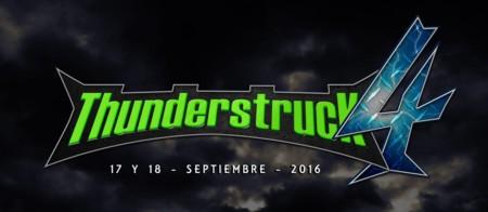 Se abre el registro de Thunderstruck IV