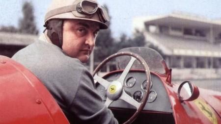 Jose Froilan Gonzalez Silverstone F1 1951