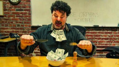 Tim Schafer es un cachondo. ¡Para esto quería nuestro dinero!