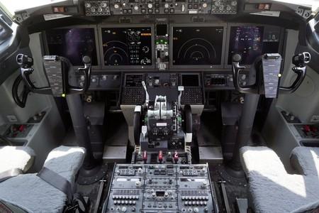 737max Cockpit