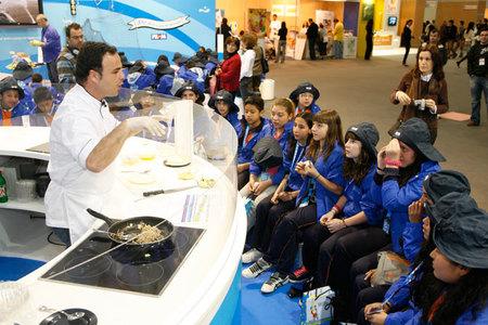Salón de Gourmets 2012