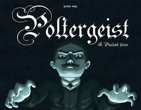 Poltergeist a Pixelated Horror, un juego de terror muy divertido
