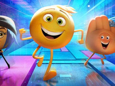 'The Emoji Movie', primer tráiler y carteles de sus protagonistas