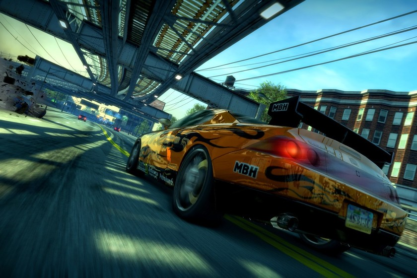 Burnout Paradise Remastered pondrá rumbo a PC la semana que viene