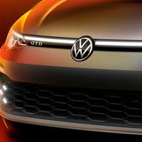 El nuevo Volkswagen Golf GTD promete ser el Golf diésel más potente y eficiente hasta la fecha