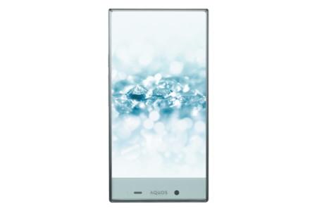 Sharp le quita los marcos a sus teléfonos de gama de media, así es el Sharp Crystal 2