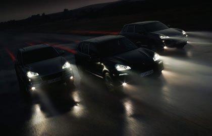 Primera imagen oficial del nuevo Porsche Cayenne