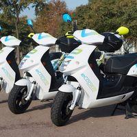 Madrid se suma al motosharing eCooltra, la red de motos eléctricas compartidas