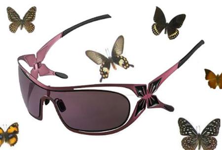 Gafas de sol Parasite inspiradas en mariposas