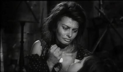 'Dos Mujeres', lucimiento de Sophia Loren