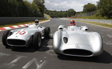 Michael Schumacher pilotará un Fórmula 1 moderno por el Nordschleife