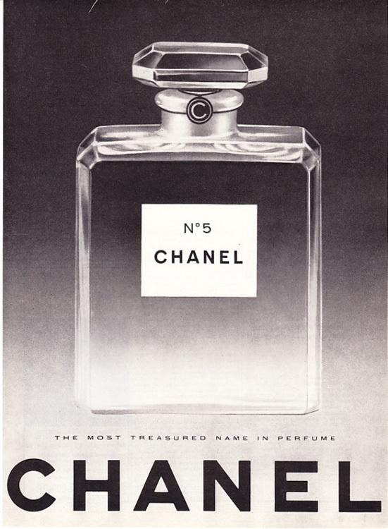 Foto de Chanel No. 5 - publicidad del 30 al 60 (31/61)