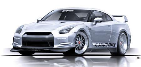 Nissan GT-R por Toyo Tires para el SEMA Show