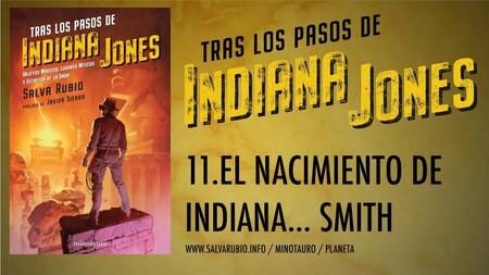 40 años de aventuras: todos los secretos del mítico Indiana Jones contados por Salva Rubio