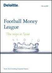 Los clubs de fútbol con más ingresos