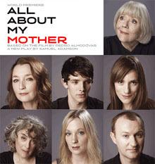 Se estrena la adaptación teatral de 'Todo sobre mi madre', de Almodóvar