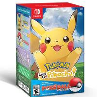 El paquete de 'Pokémon: Let's Go, Pikachu' con el Poké Ball Plus llegará a México, este es su precio