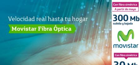 La ansiada simetría llegará a la fibra de Movistar a partir de este sábado, gratis solo en Fusión