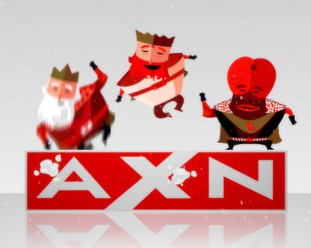 AXN comienza a emitir en HD, en Imagenio