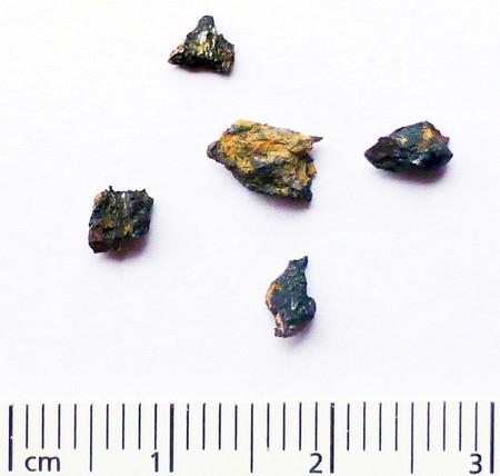 Esta roca encontrada en Egipto es la más interesante del mundo: se formó antes del Sistema Solar
