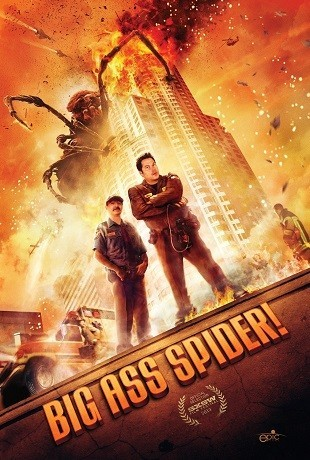 'Big Ass Spider', tráiler y cartel de la última gran promesa del cine basura