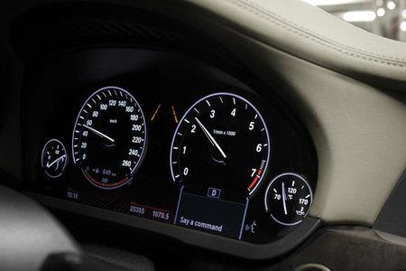 Nuevo sistema de control de voz de BMW