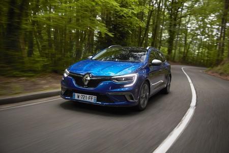 Renault Megane Sport Tourer Gt 2016 245