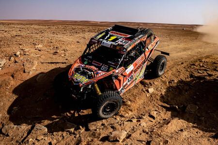Ricardo Ramilo Dakar 2021