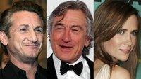 Sean Penn dirigirá a De Niro y Kristen Wiig en 'The Comedian'