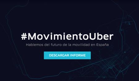 Uber propone un cambio de su estrategia en España: recurrir a conductores con licencia