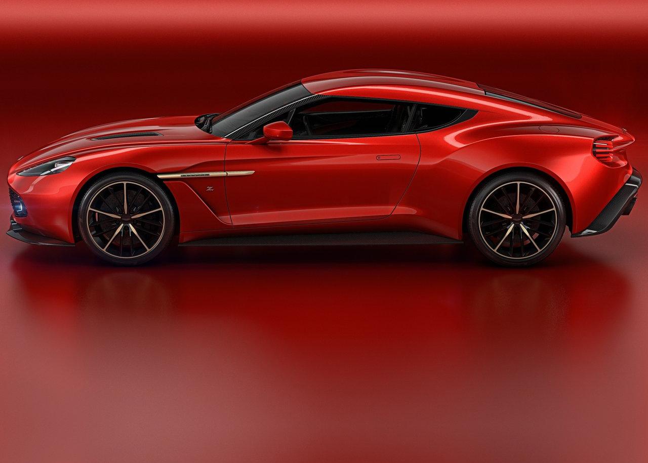 Foto de Aston Martin Vanquish Zagato Concept (4/9)