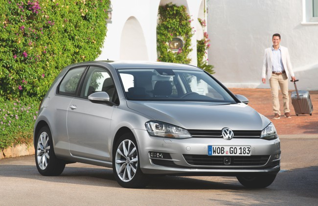 volkswagen golf vii versiones motores y precios para espa a. Black Bedroom Furniture Sets. Home Design Ideas