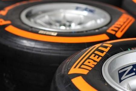 Las escuderías contarán con un juego extra de neumáticos duros
