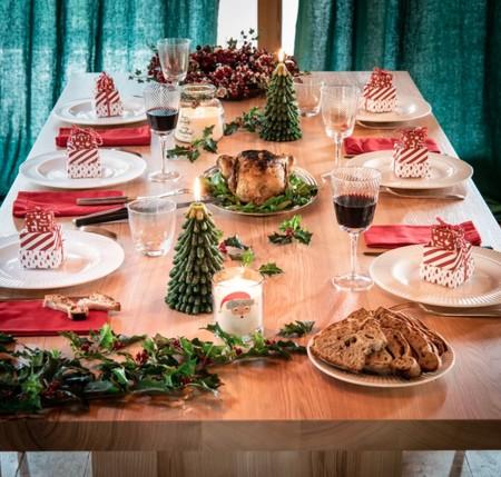 Mesa Navidad Tradicional 3