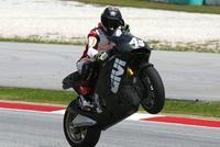 Jack Miller estrena la Honda RC213V-RS en tres días de test en Sepang
