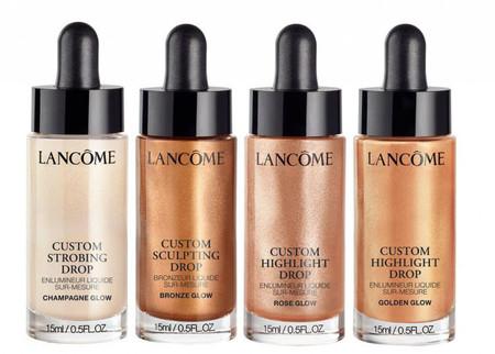 Lancome Custom Glow Drops Range