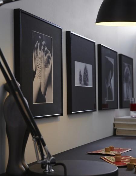 Claves para decorar un apartamento contemporáneo en blanco y negro