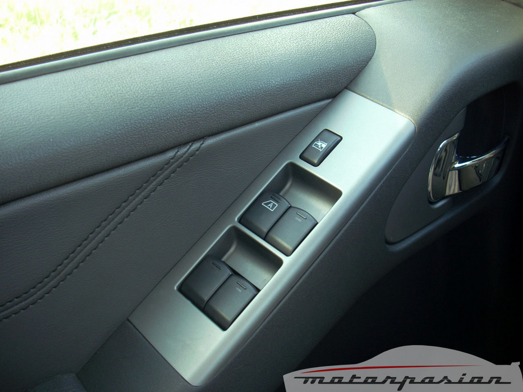Foto de Nissan Pathfinder (prueba) (22/48)
