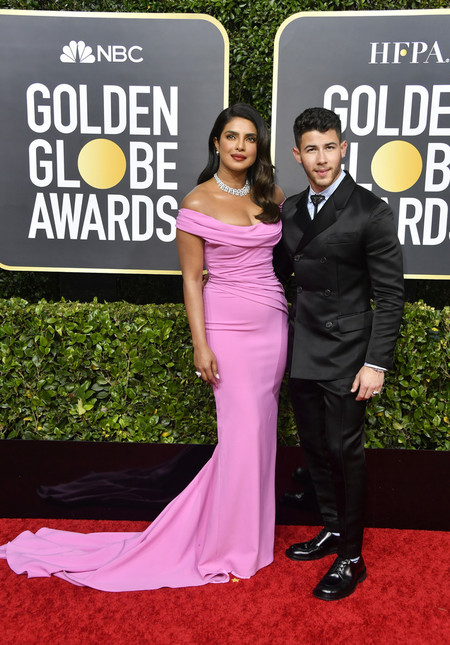 Nick Jonas Red Carpet Alfombra Roja Trendencias Hombre Globos De Oro Golden Globes 2020 02