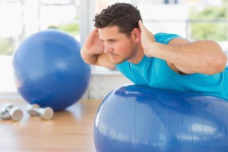 Ejercicios con fitball para trabajar todos los músculos del cuerpo