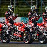 El rumor del verano, Ducati puede estar preparando un V4 para Superbikes