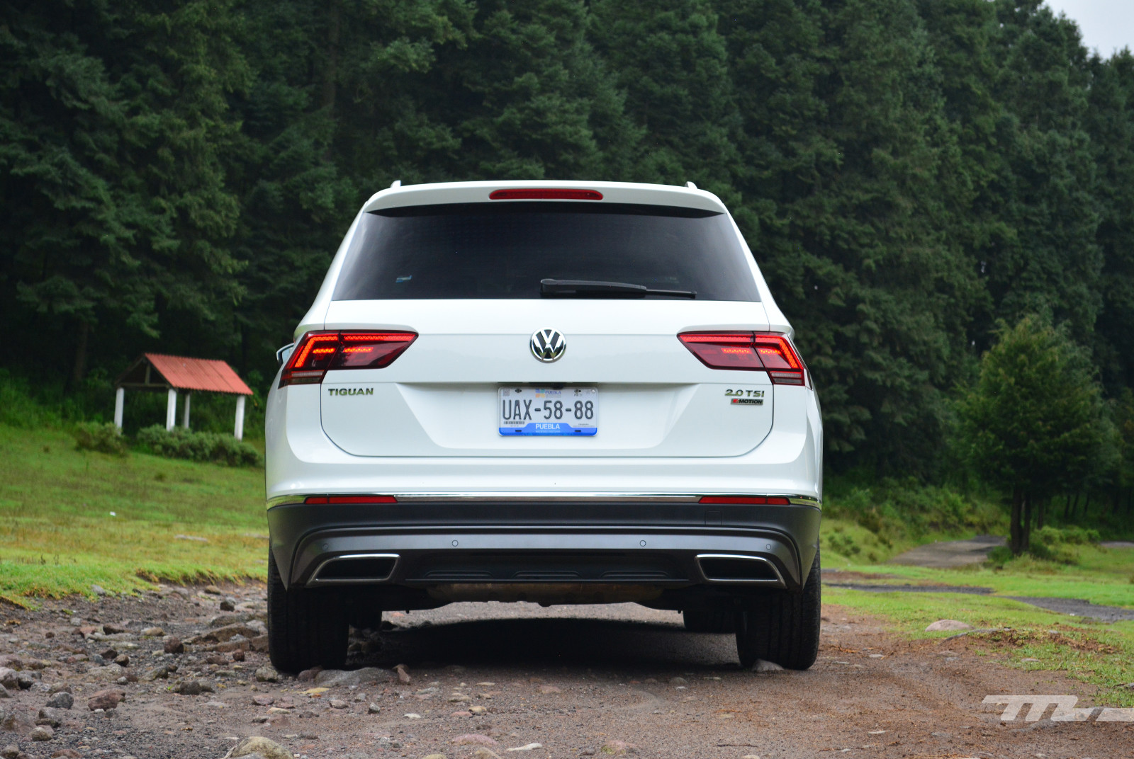 Foto de Volkswagen Tiguan 2.0 TSI (prueba) (8/23)